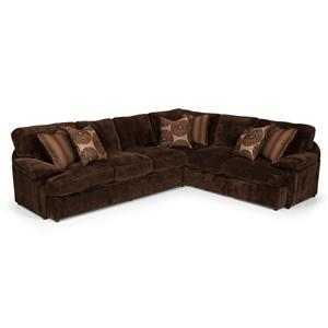 Stanton 186 2 PC Sectional