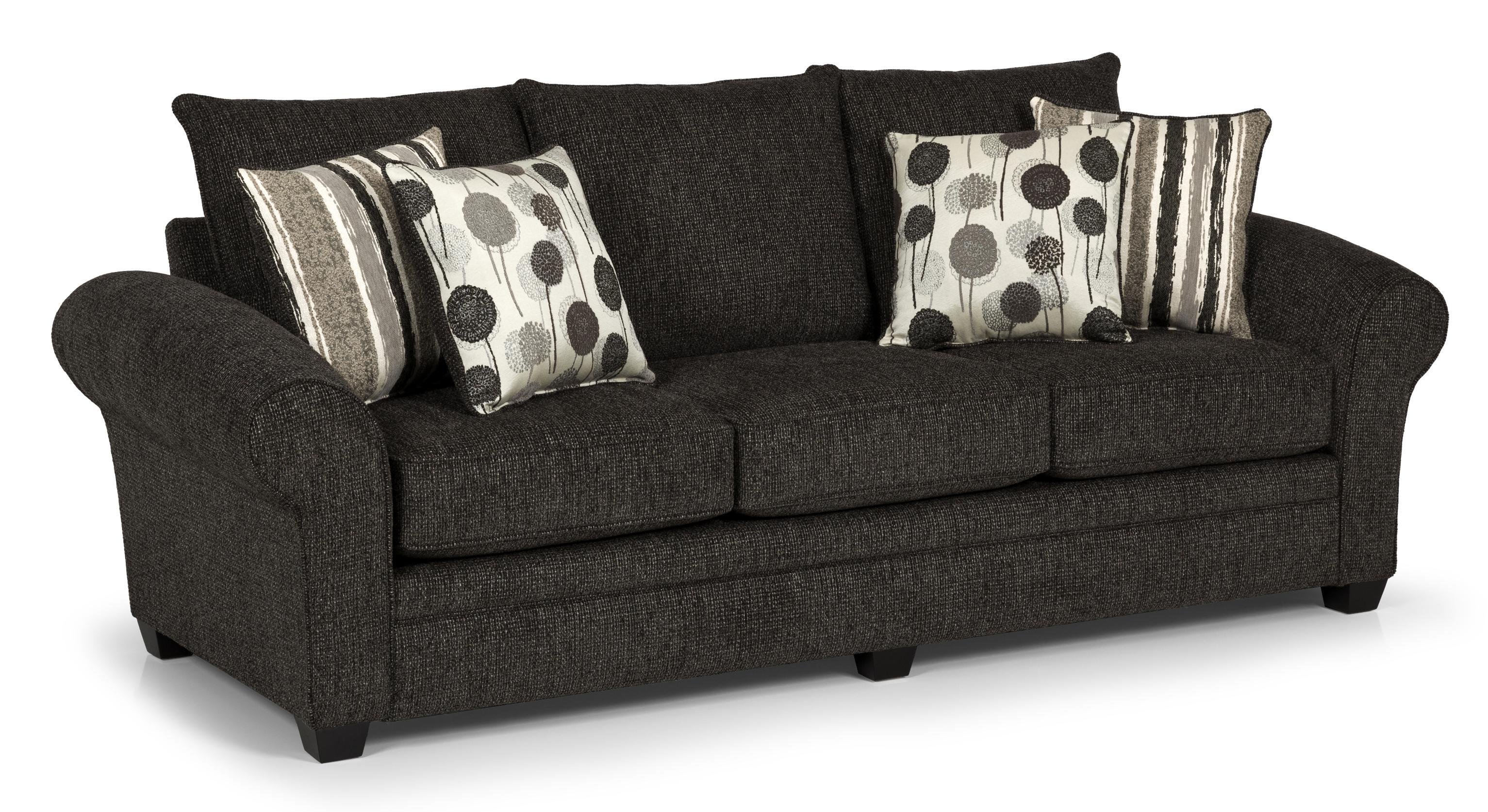 Stanton 206 3 Over 3 Sofa - Item Number: 206-01