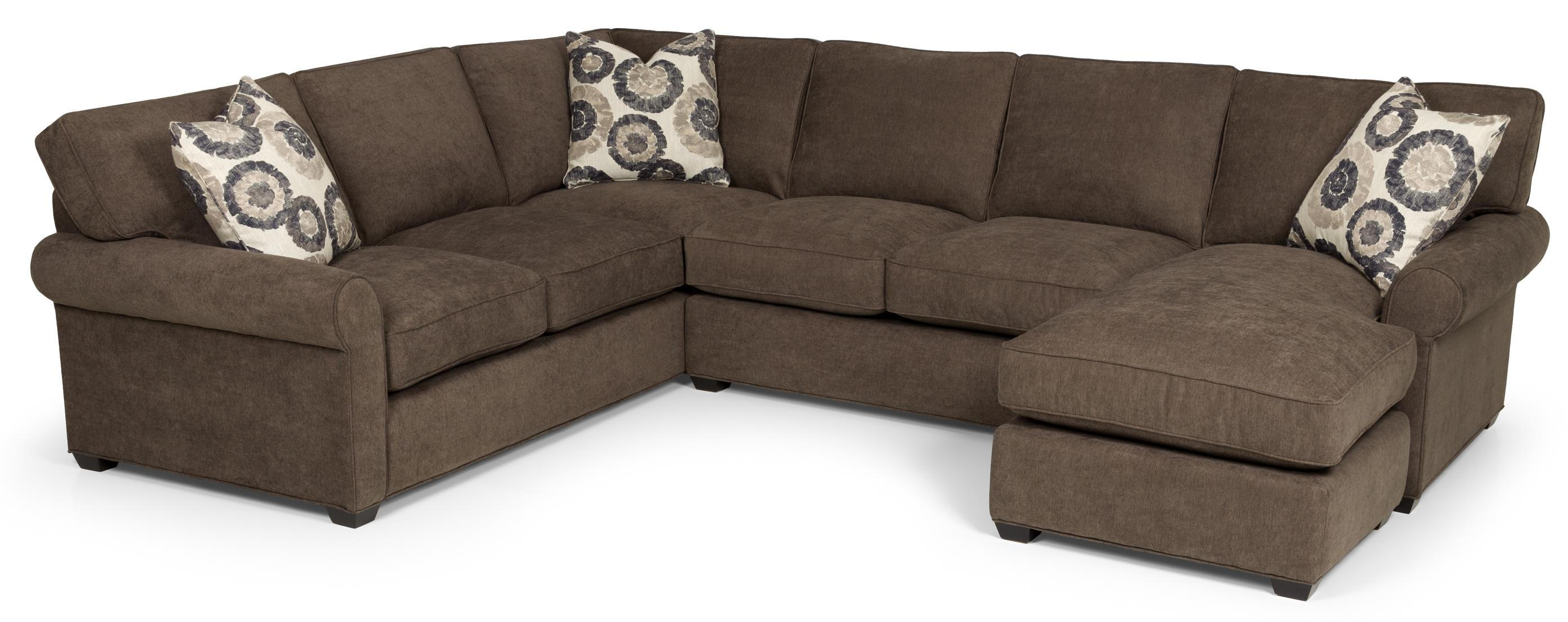 Stanton 225 Transitional 2 Piece Sectional - Item Number: 22510L+45R