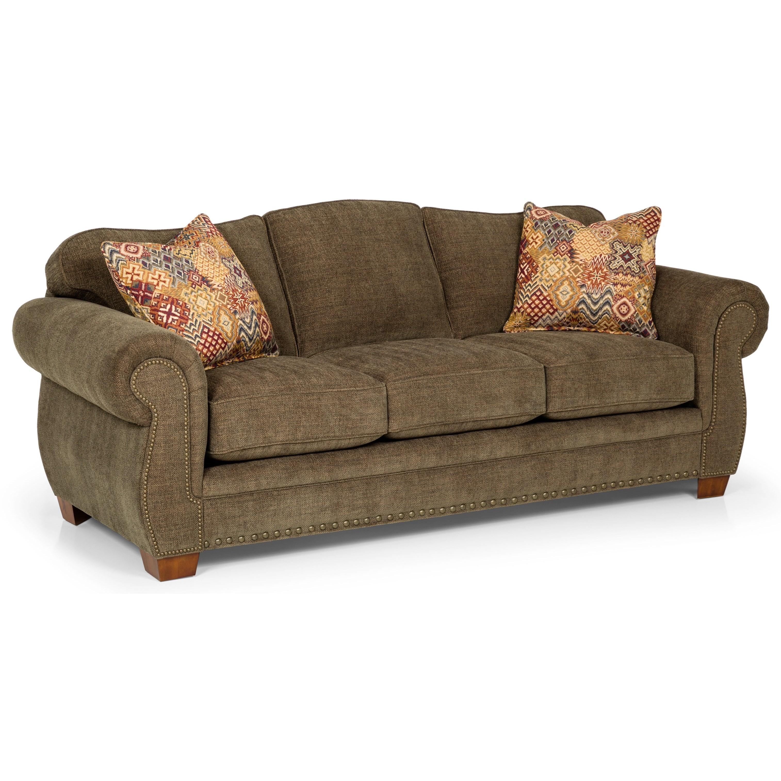 Stanton 273 Queen Basic Sleeper Sofa - Item Number: 273-15B