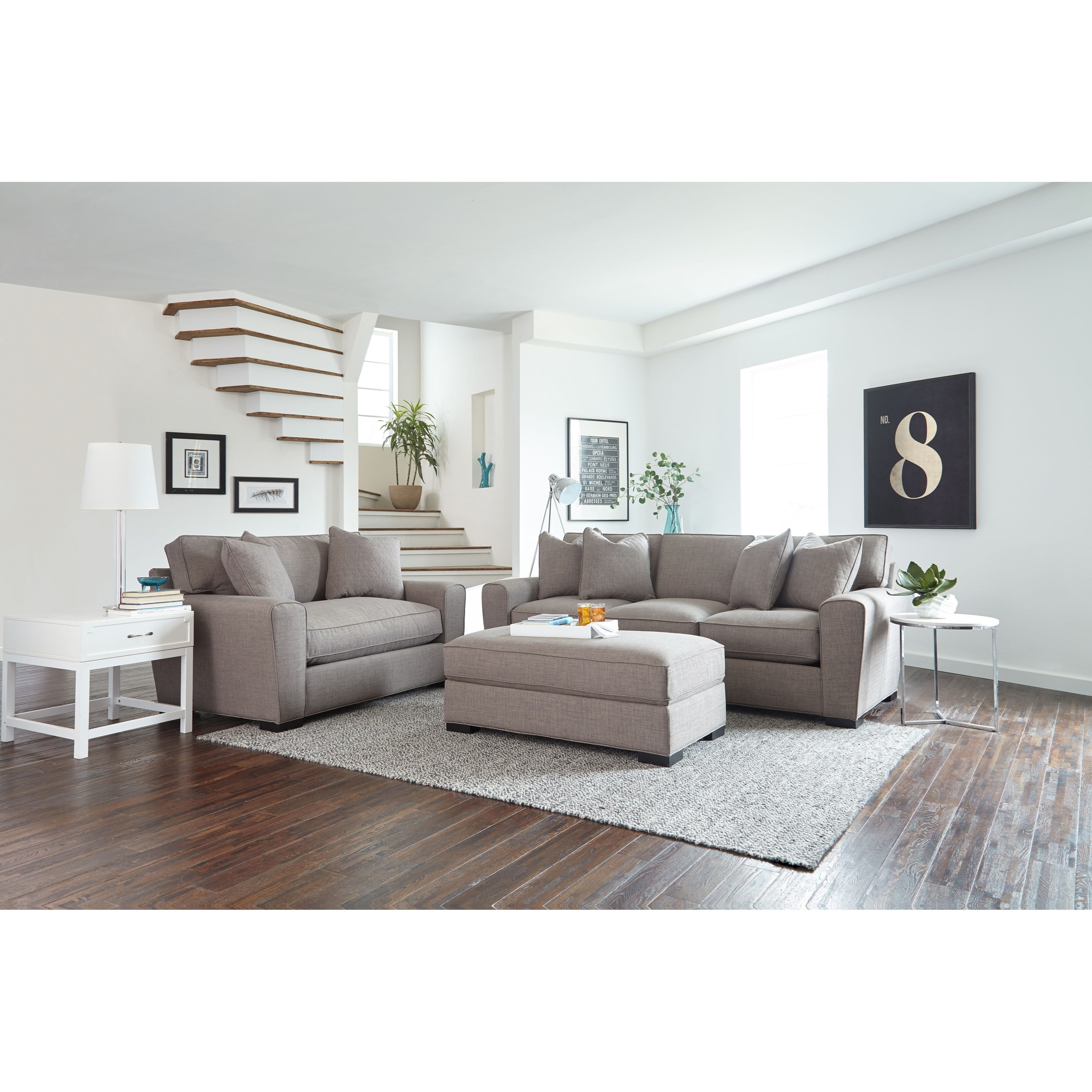 282 Living Room Group by Stanton at Wilson's Furniture
