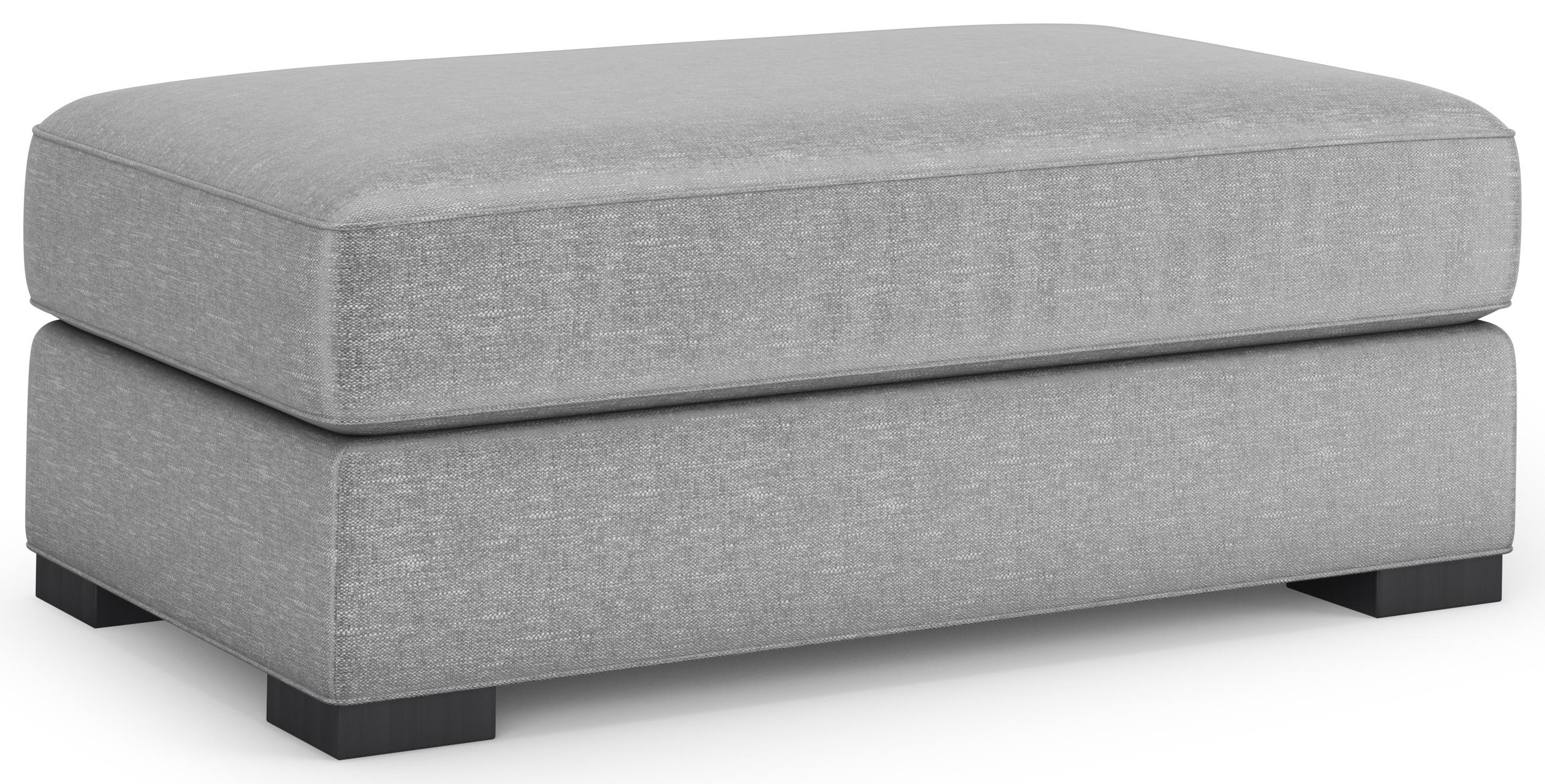 282 Monroe Oversized Ottoman by Sunset Home at Walker's Furniture