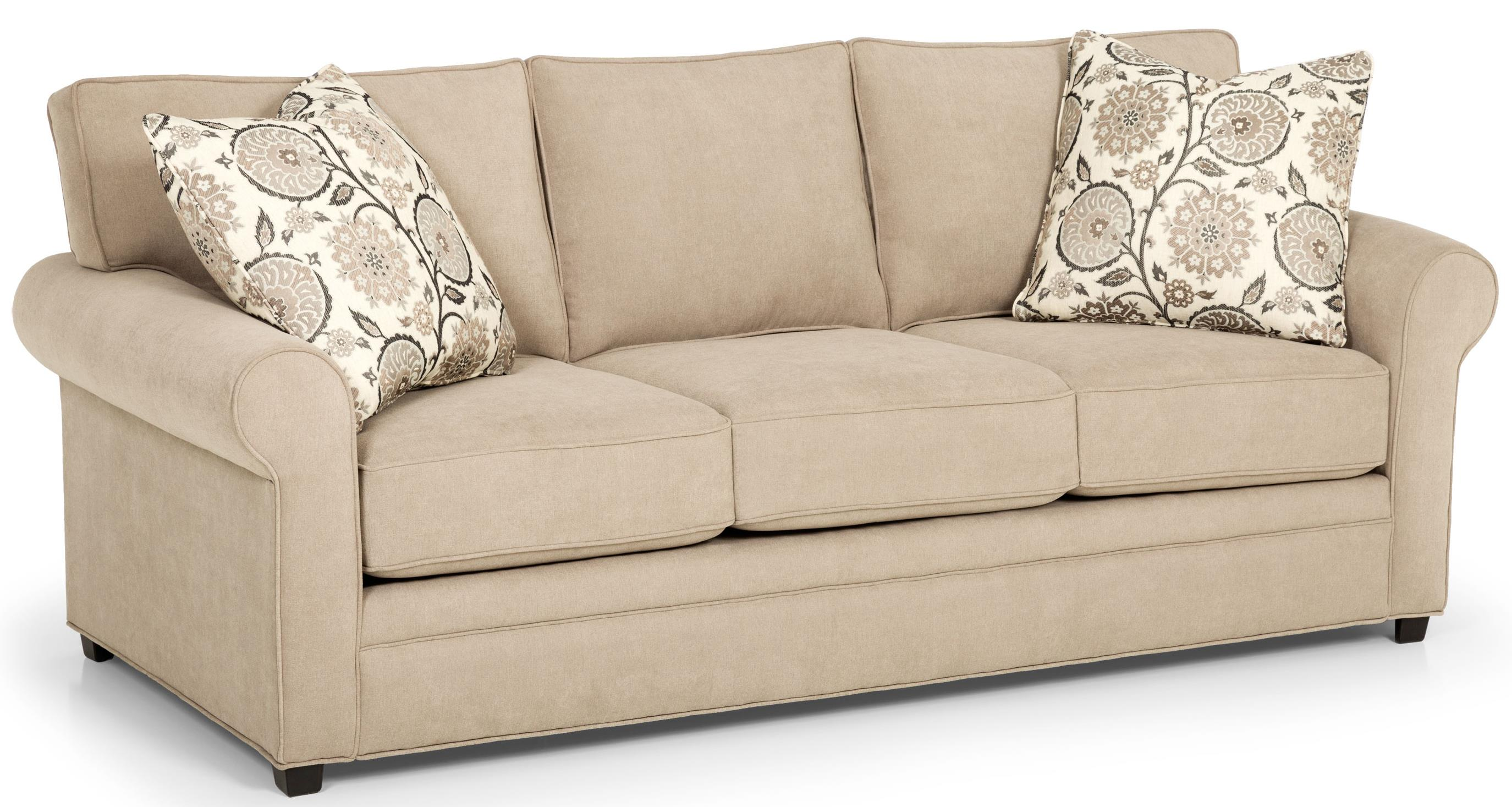 283 Queen Gel Sofa Sleeper by Sunset Home at Sadler's Home Furnishings