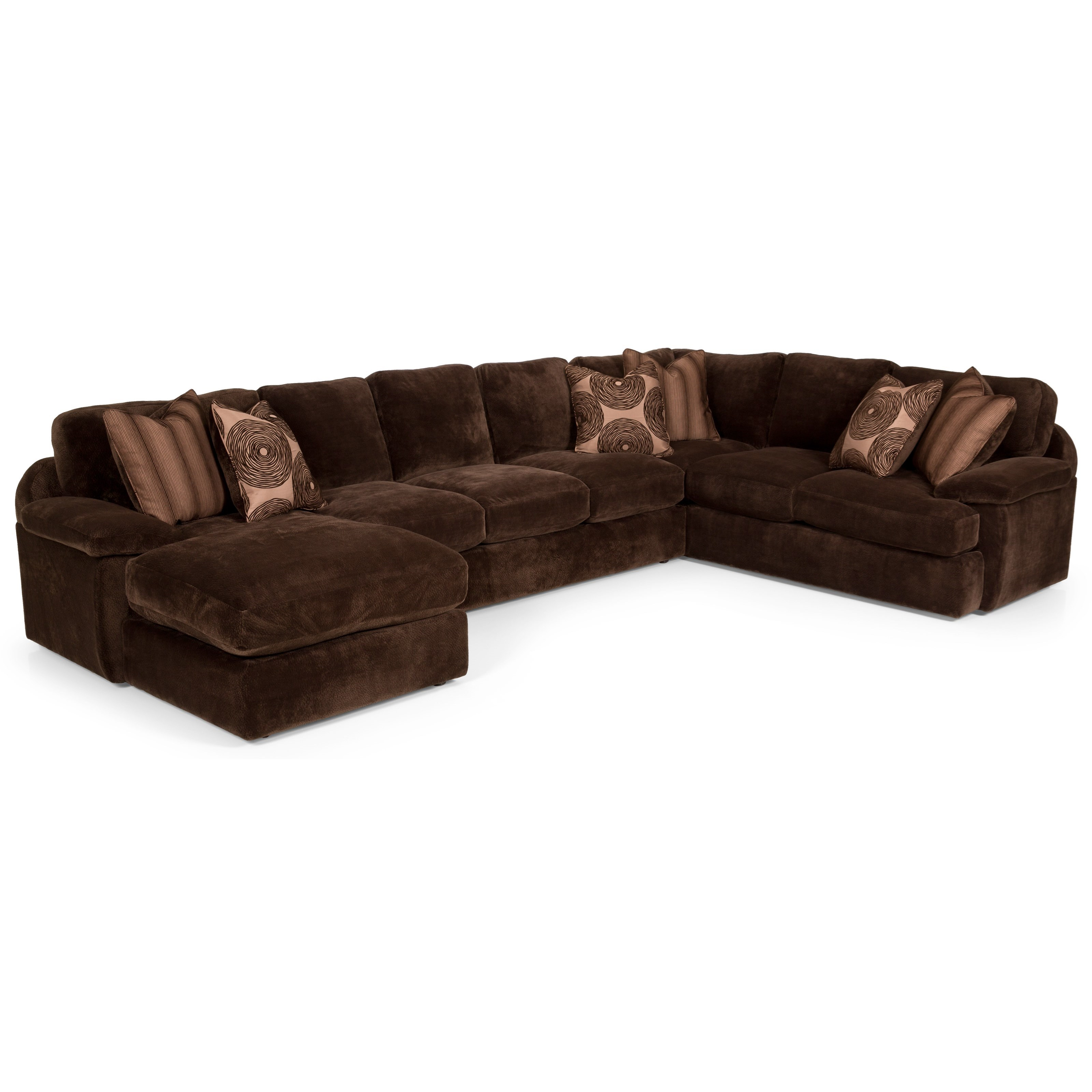 Sectional Basic Sleeper Sofa