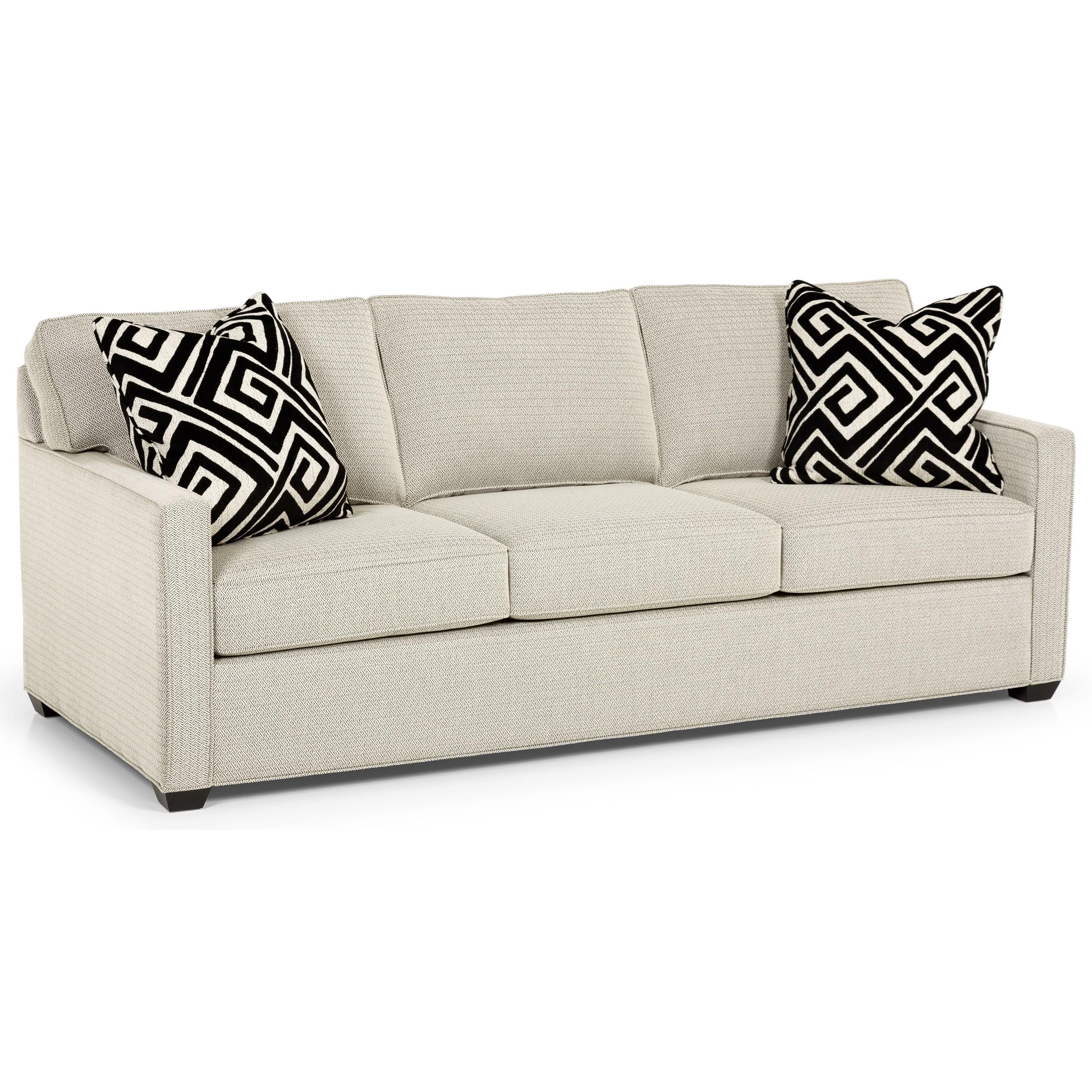 Stanton 287 Queen Basic Sleeper Sofa - Item Number: 287-15B