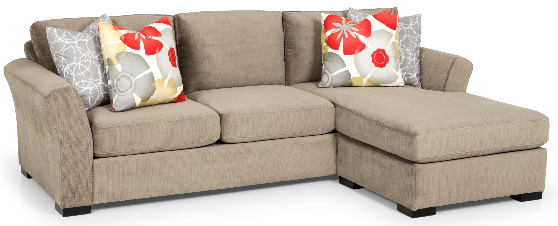 Stanton 330 Chaise Sofa - Item Number: 33033