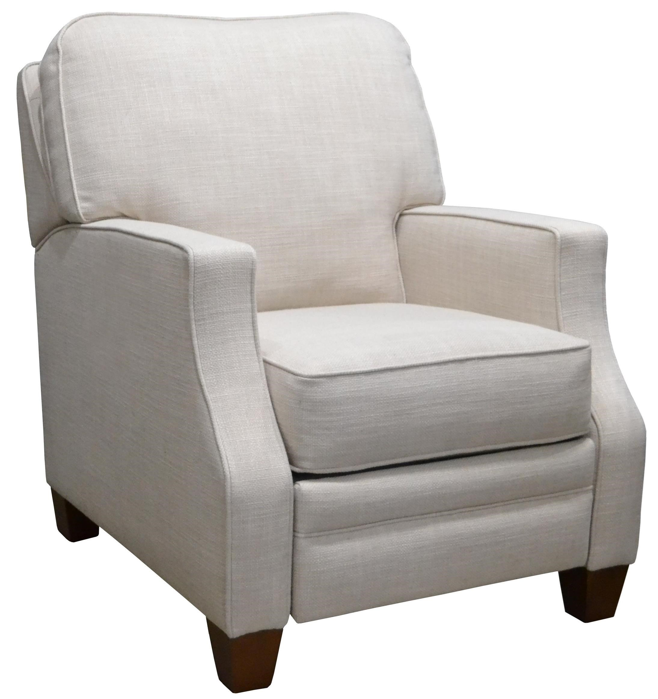 Stanton 358 Casual Push Back Recliner with Track Arms Rife s