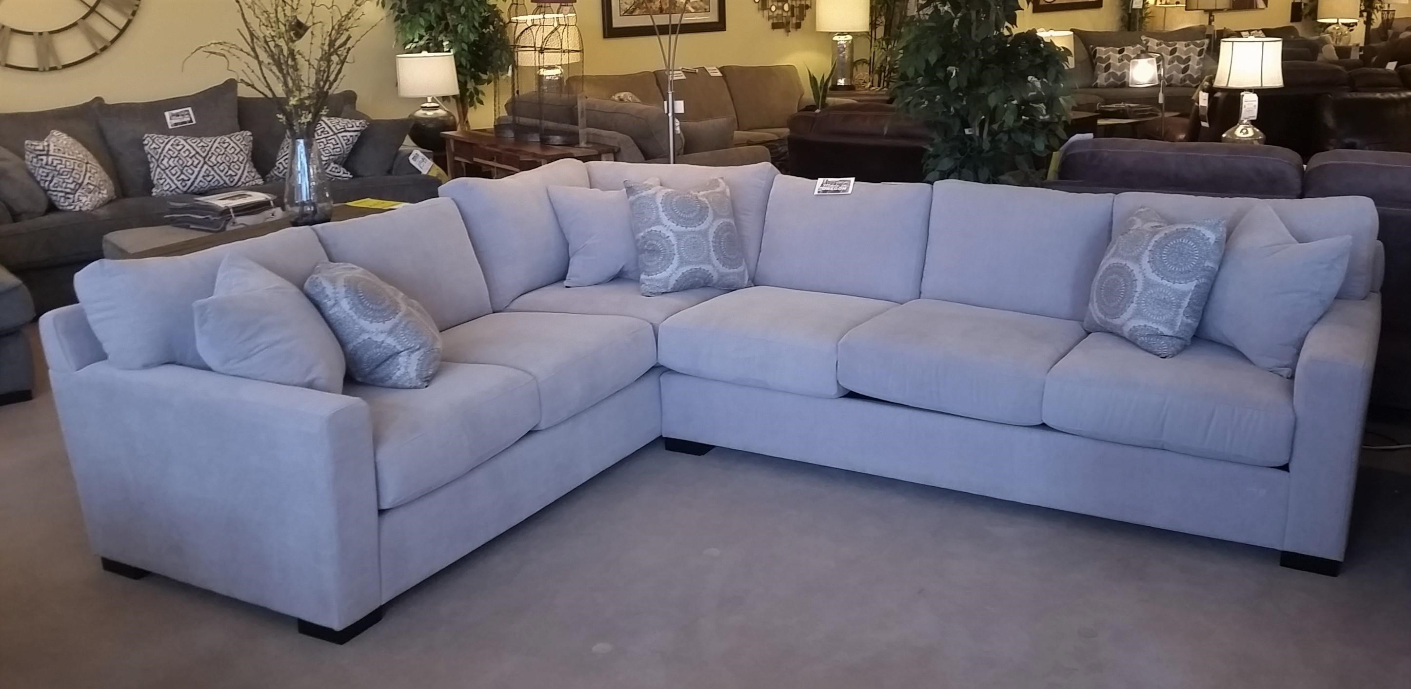 Stanton 383 Two Piece Sectional - Item Number: 38310L+11R