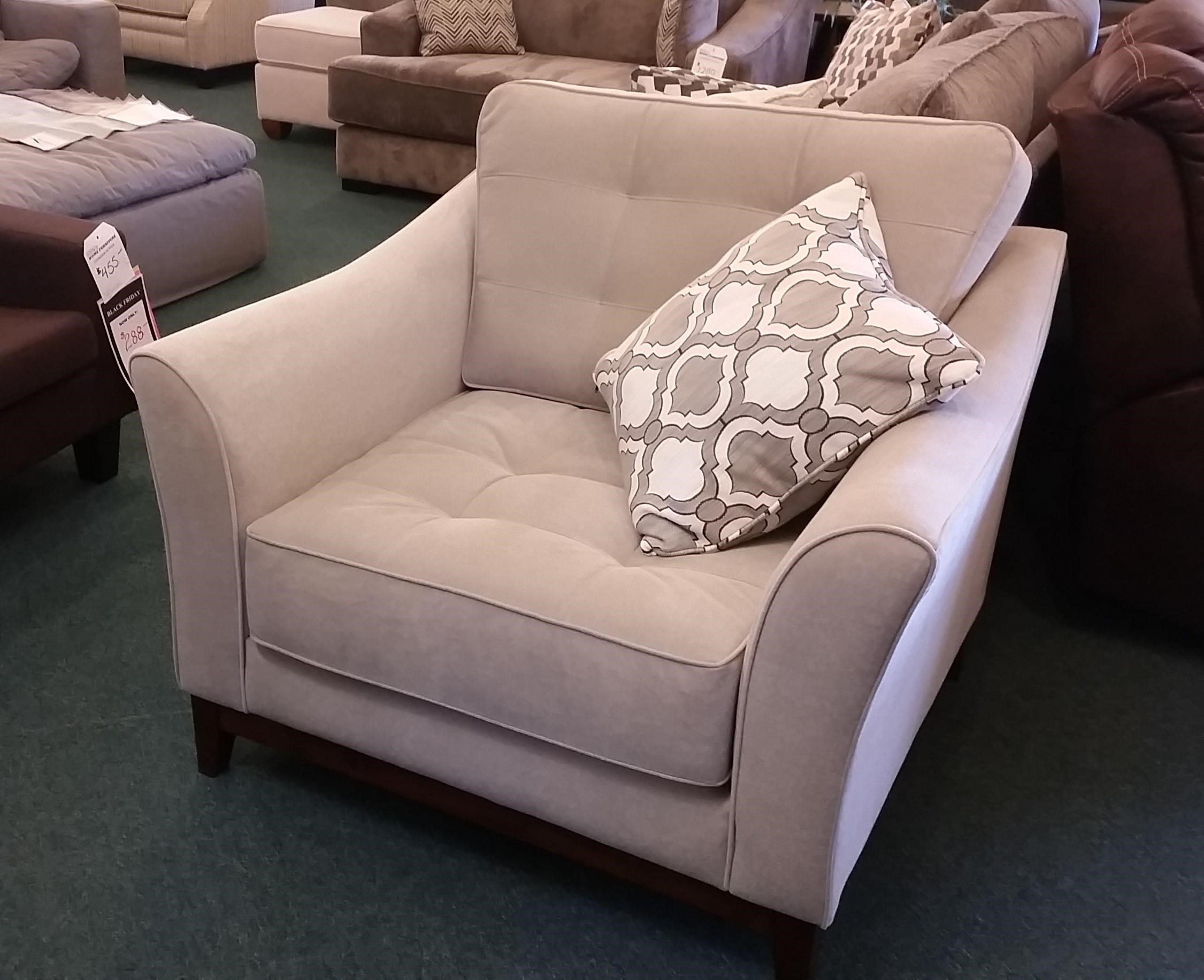Stanton 391 Chair and 1/2 - Item Number: 391-05