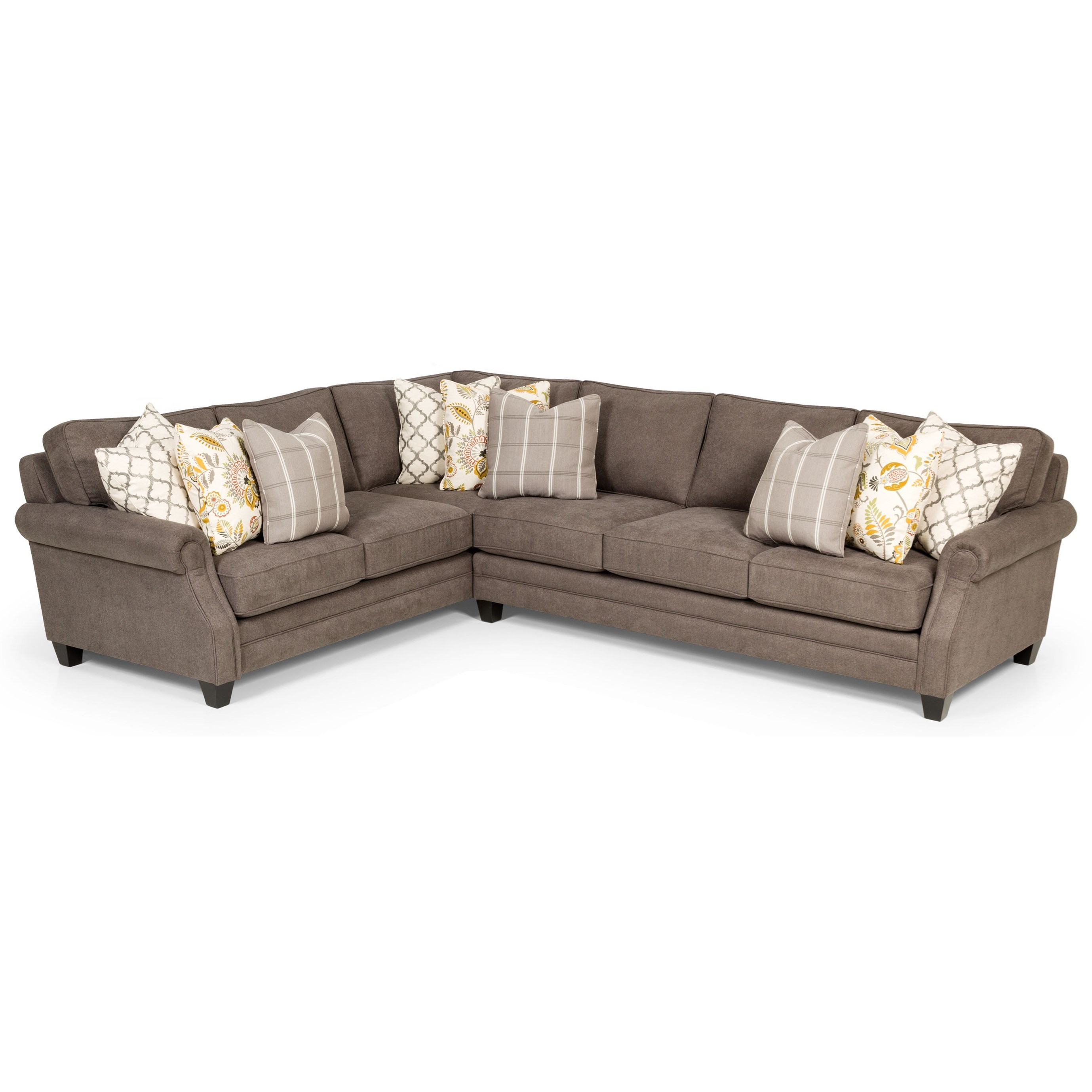 399 Sectional by Sunset Home at Sadler's Home Furnishings