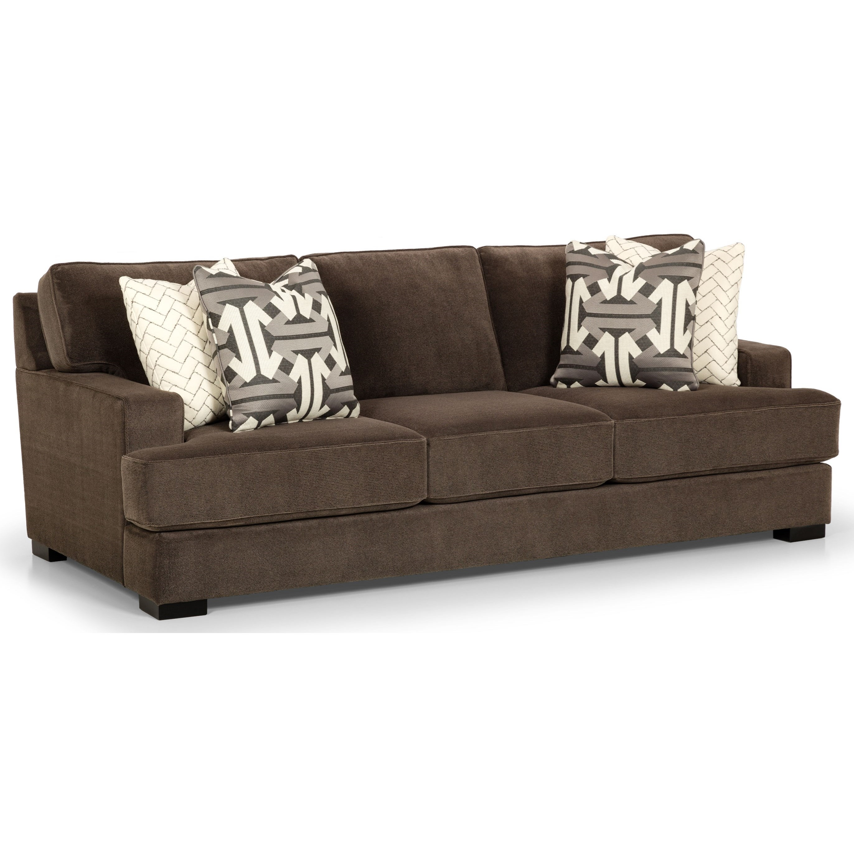 417 Sofa by Stanton at Wilson's Furniture