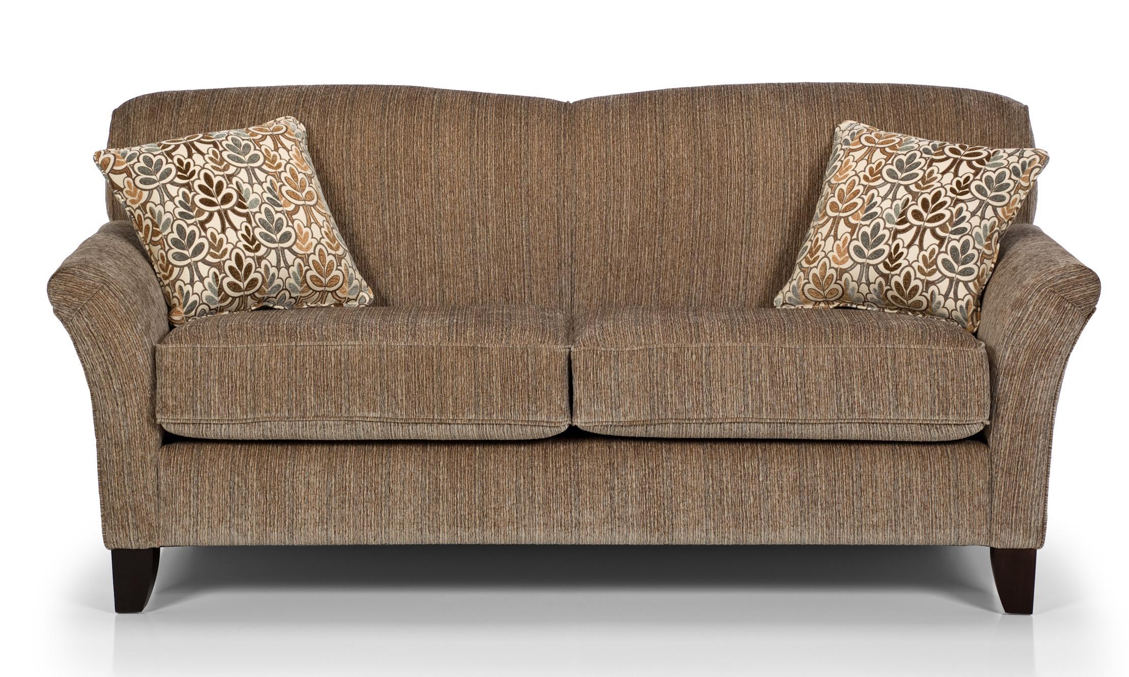 Stanton 455 Contemporary Loft Sofa with Reverse Camel Back ...