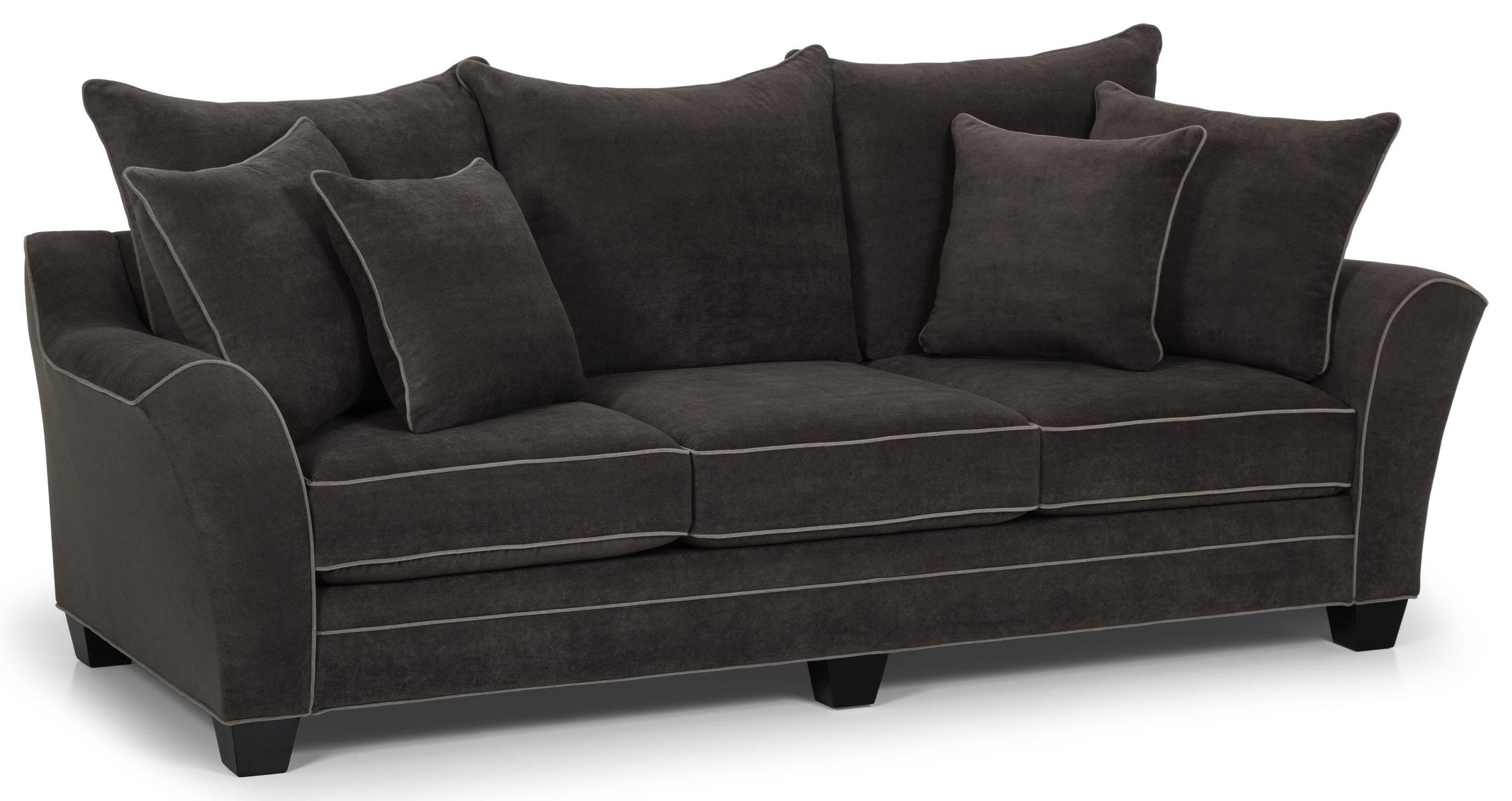 3-Seater Stationary Sofa