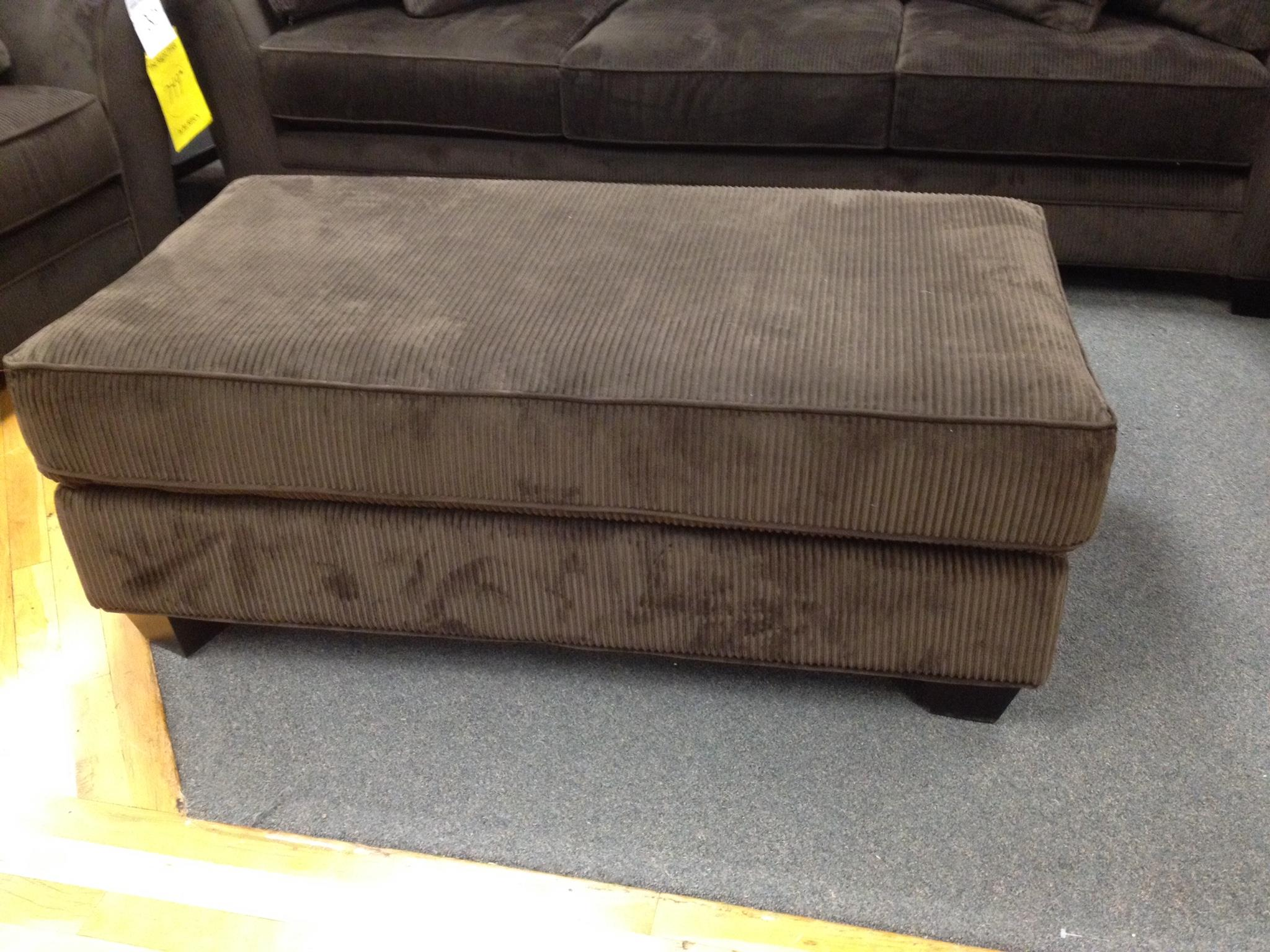 Stanton 456  Rect. Cocktail Ottoman - Item Number: 45643