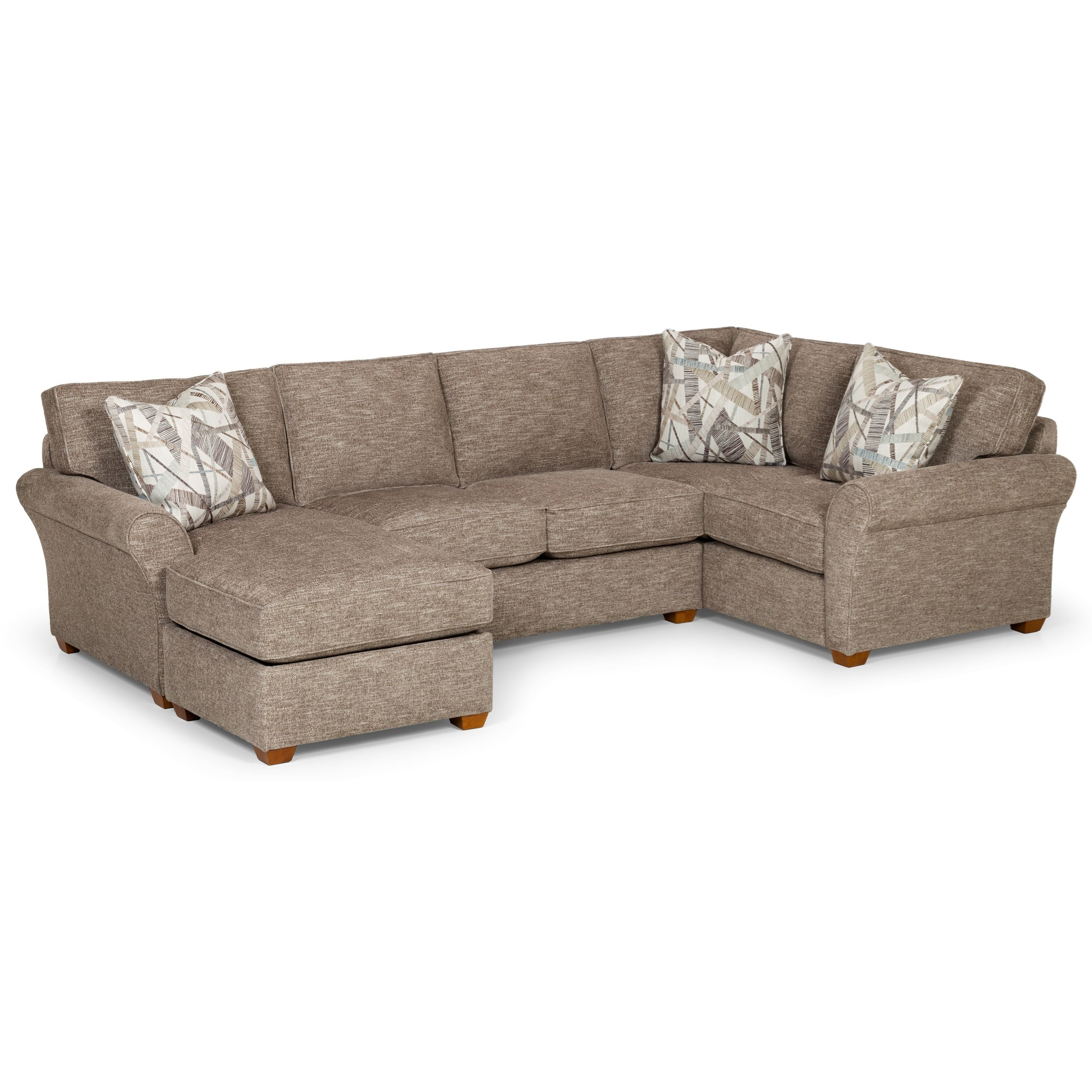 460 2 Pc Sectional Sofa by Stanton at Wilson's Furniture