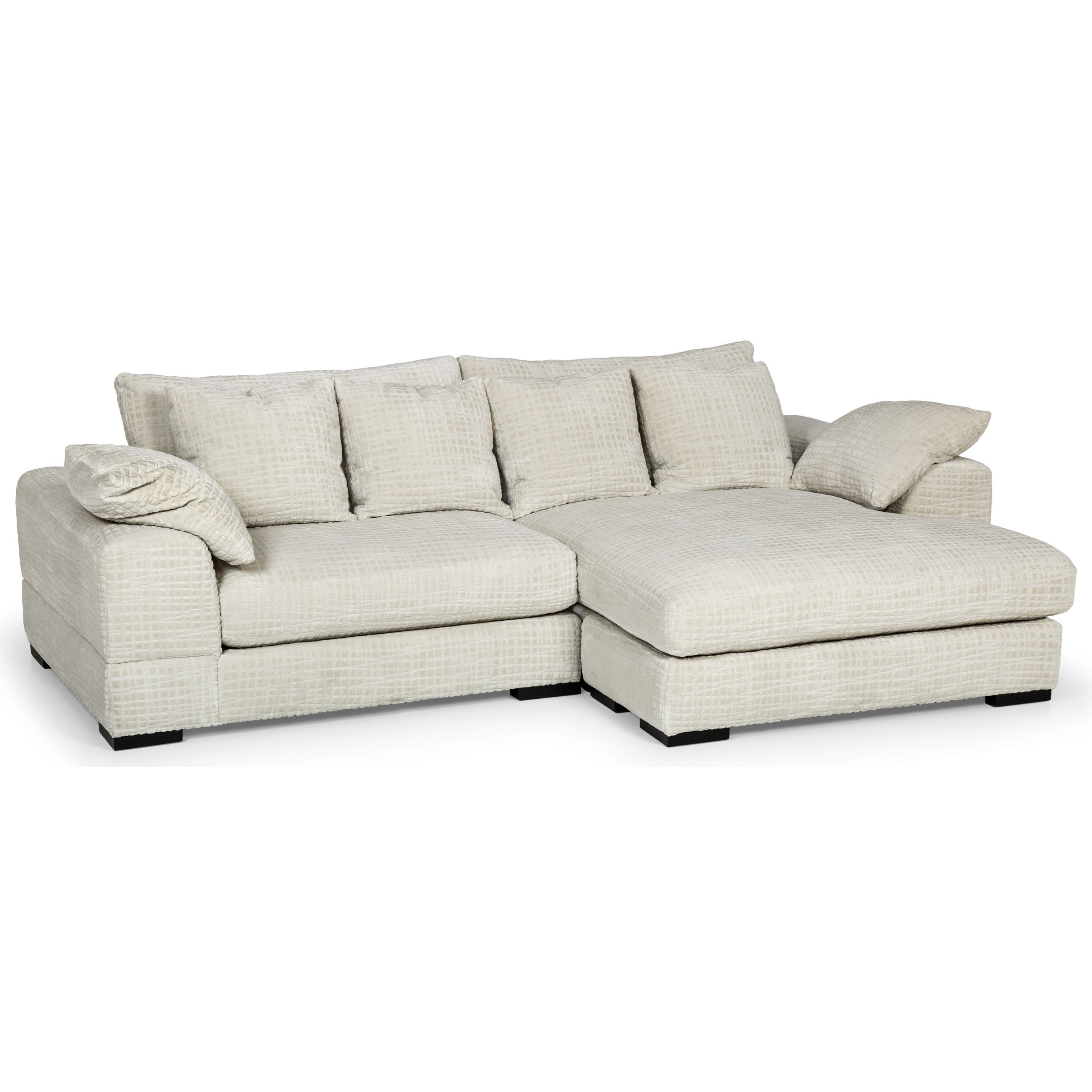 480 2-Piece Sectional Sofa w/ RAF Chaise by Stanton at Wilson's Furniture