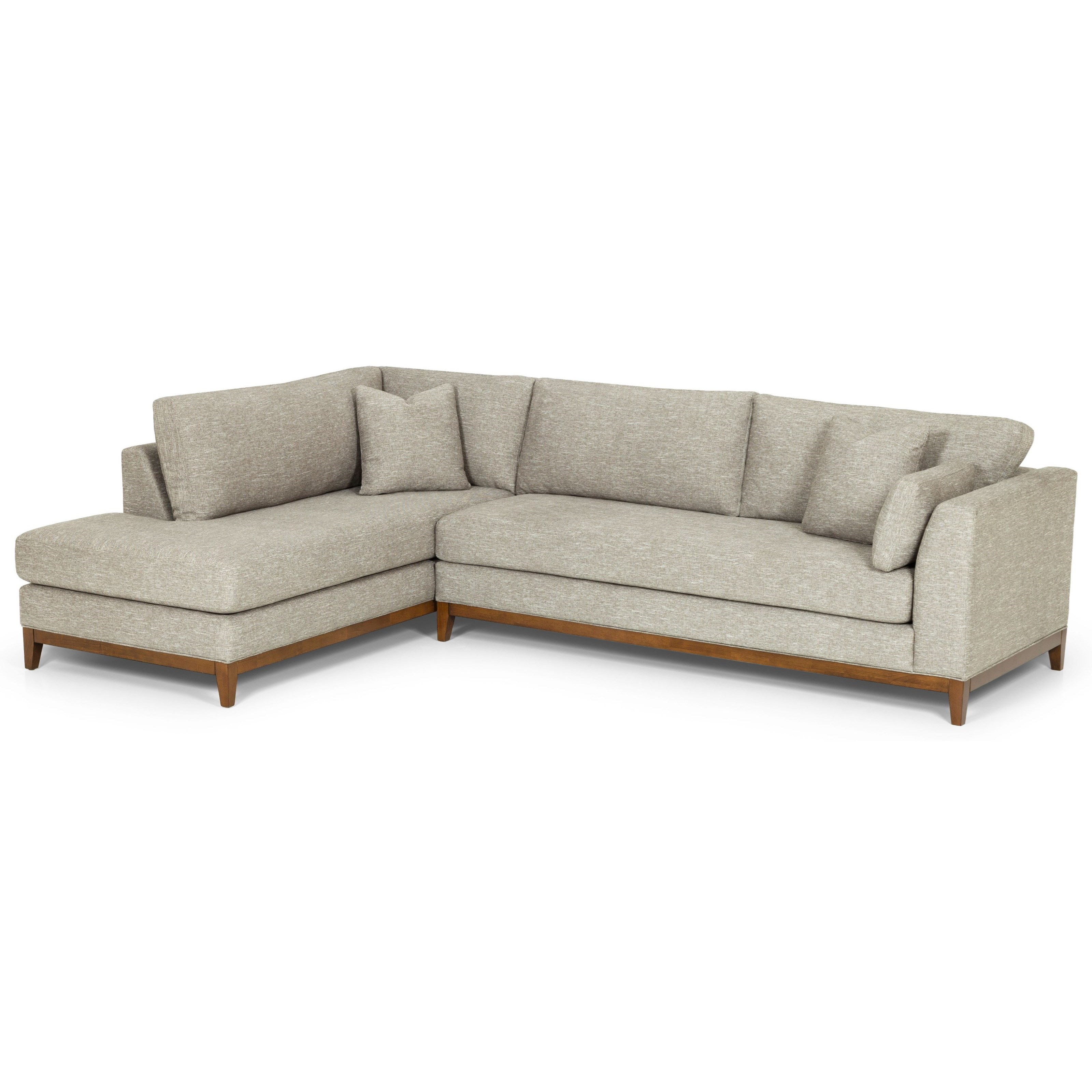 499 2-Piece Sectional w/ Chaise by Stanton at Wilson's Furniture
