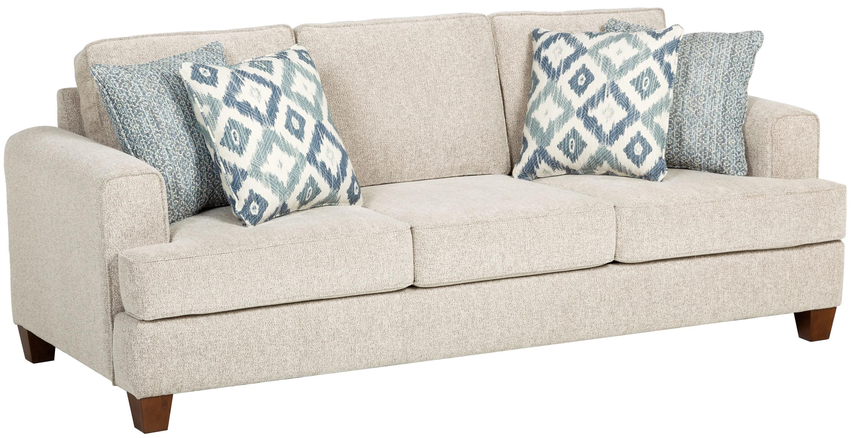 519 Sofa by Sunset Home at Sadler's Home Furnishings