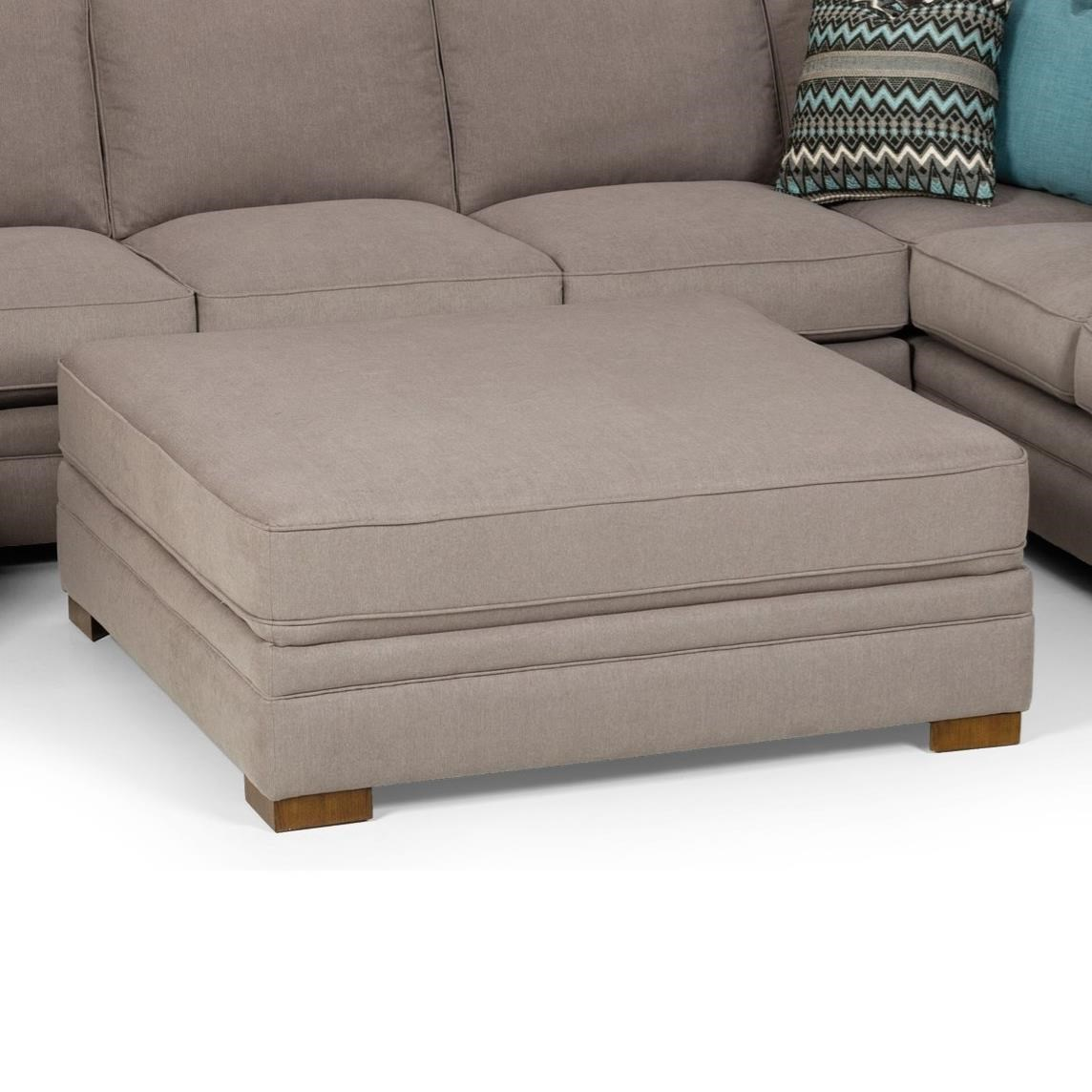 525 XL Ottoman by Stanton at Wilson's Furniture