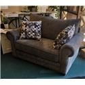 Stanton 527 Double Chair - Item Number: 52744SP