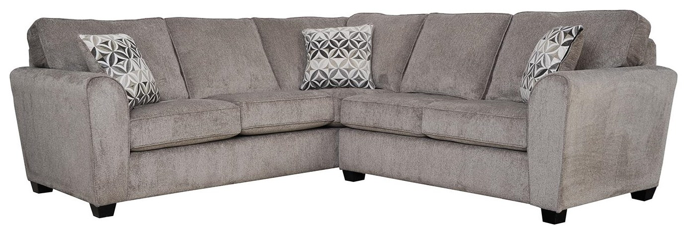 20469 Sectional Sofa by Sunset Home at Sadler's Home Furnishings
