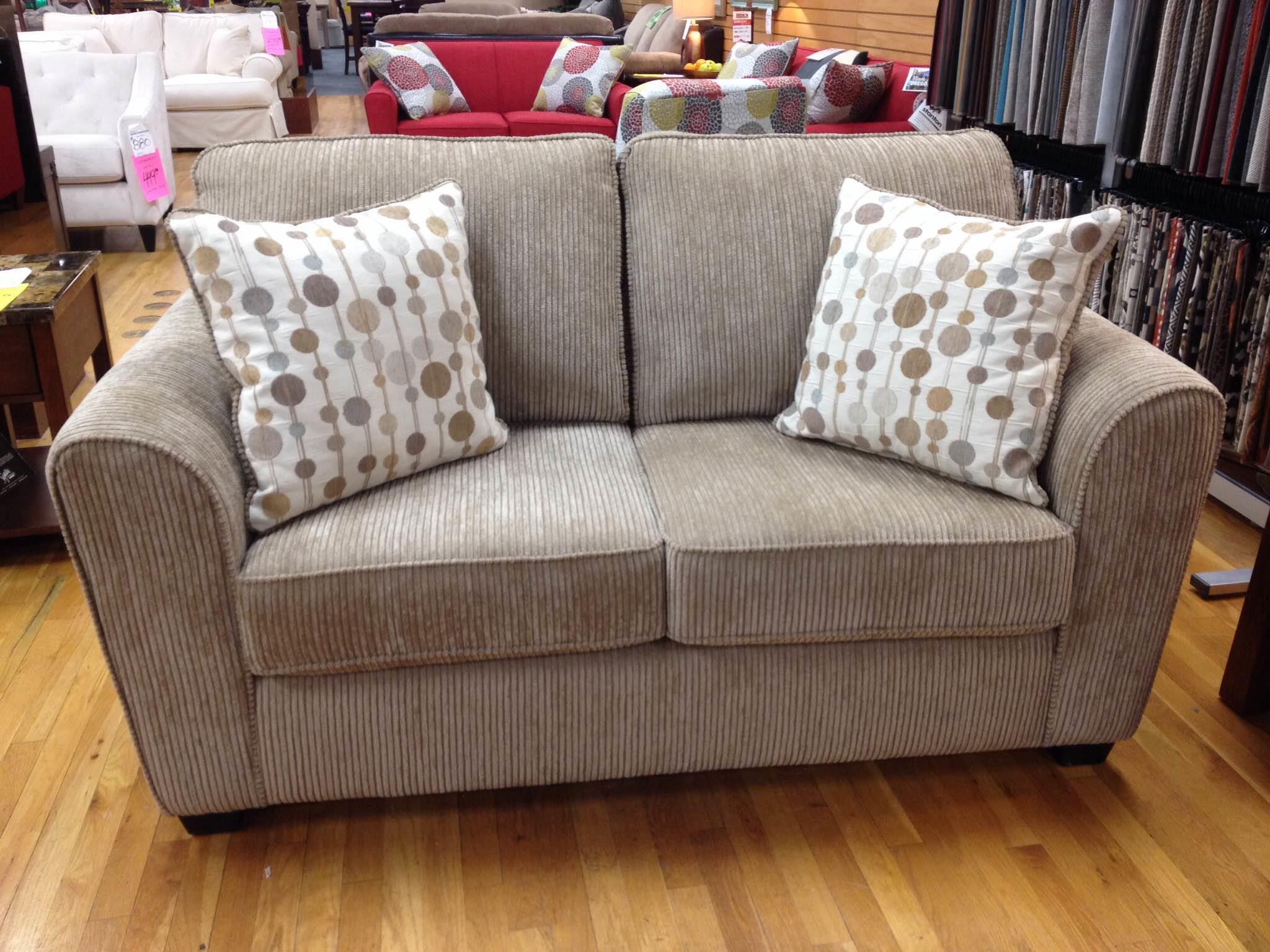 Stanton 643 Casual Loveseat Rife S Home Furniture Love Seat