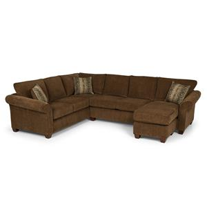 Stanton 664 2 Pc Sectional Sofa w/ LAF Chaise