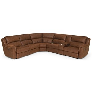 Stanton 846 Reclining Sectional Sofa
