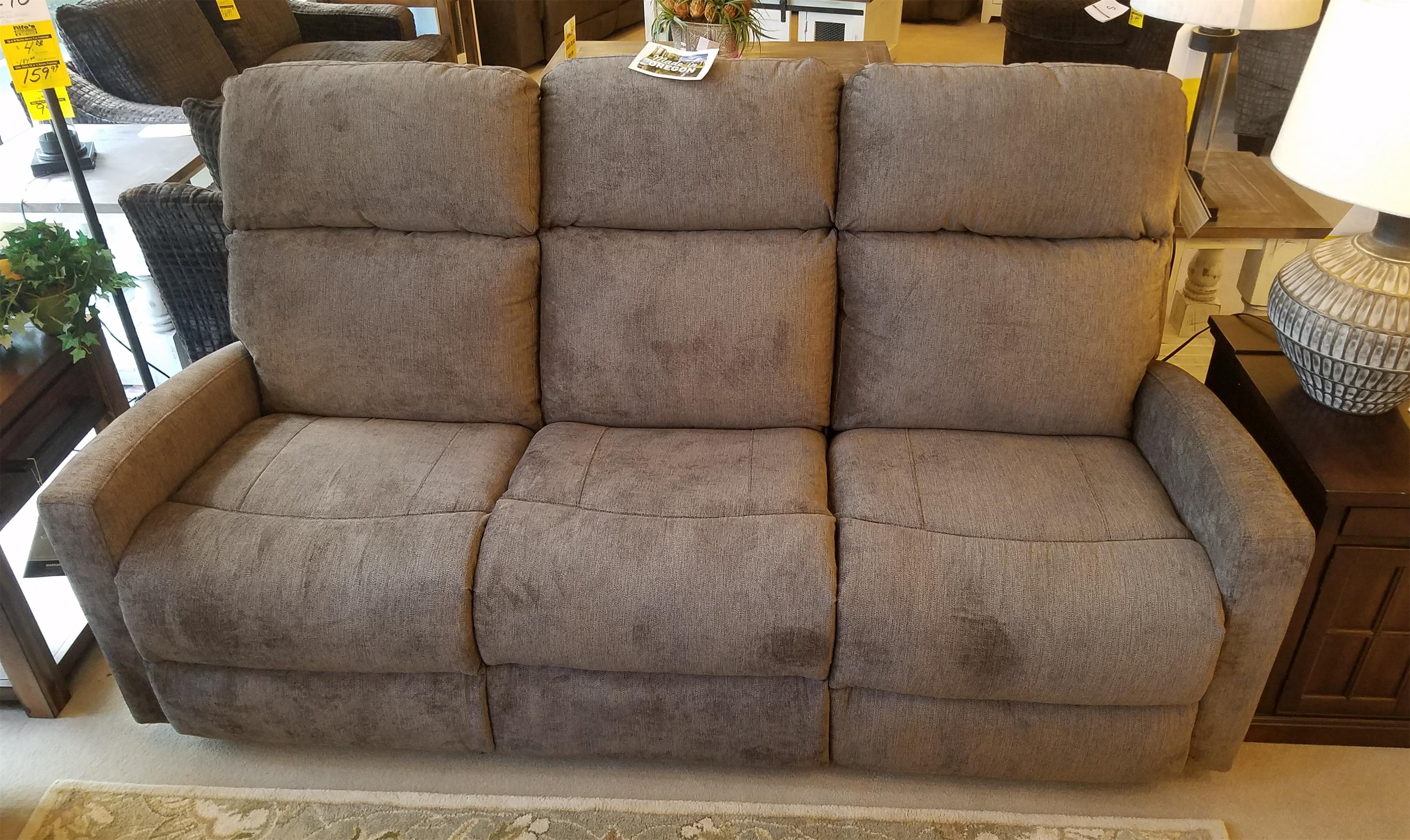 857 Contemporary Reclining Sofa