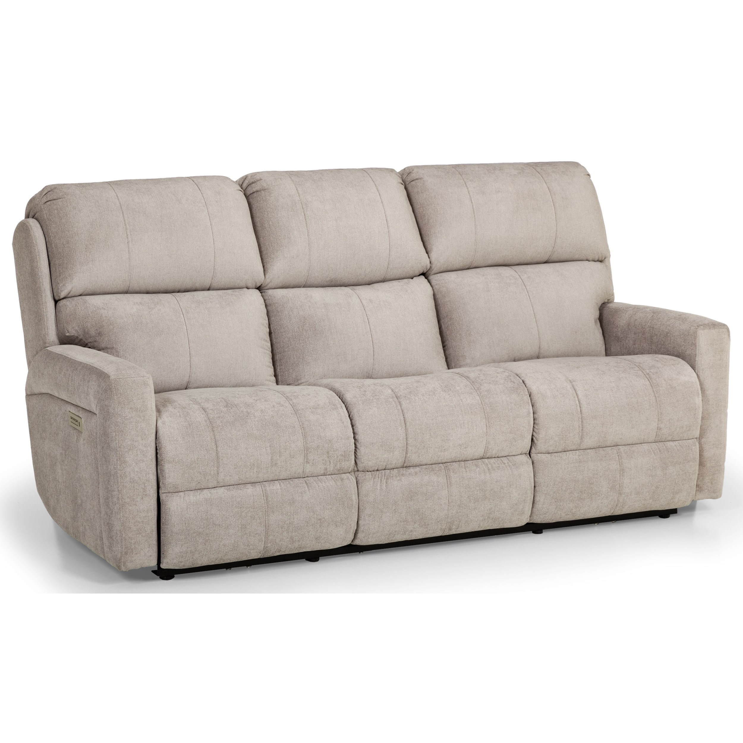 945 Reclining Sofa by Sunset Home at Sadler's Home Furnishings