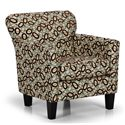 Sunset Home Accent Chairs and Ottomans Chair - Item Number: 950-07