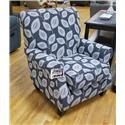 Stanton Accent Chairs and Ottomans Accent Chair - Item Number: 954-07AC