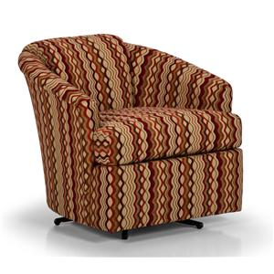 Stanton Accent Chairs and Ottomans Swivel Chair