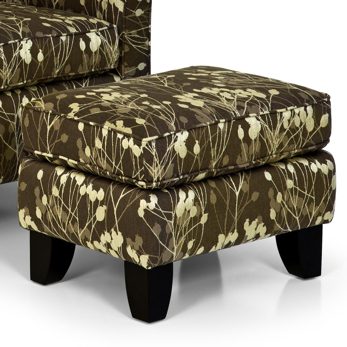 Stanton Accent Chairs And Ottomans Ottoman   Item Number: 958 08