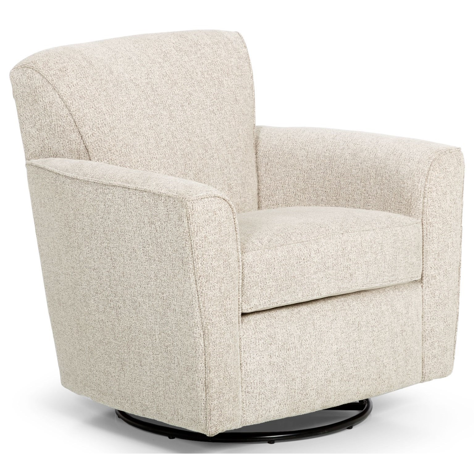 29057 Swivel Glider Chair by Sunset Home at Sadler's Home Furnishings