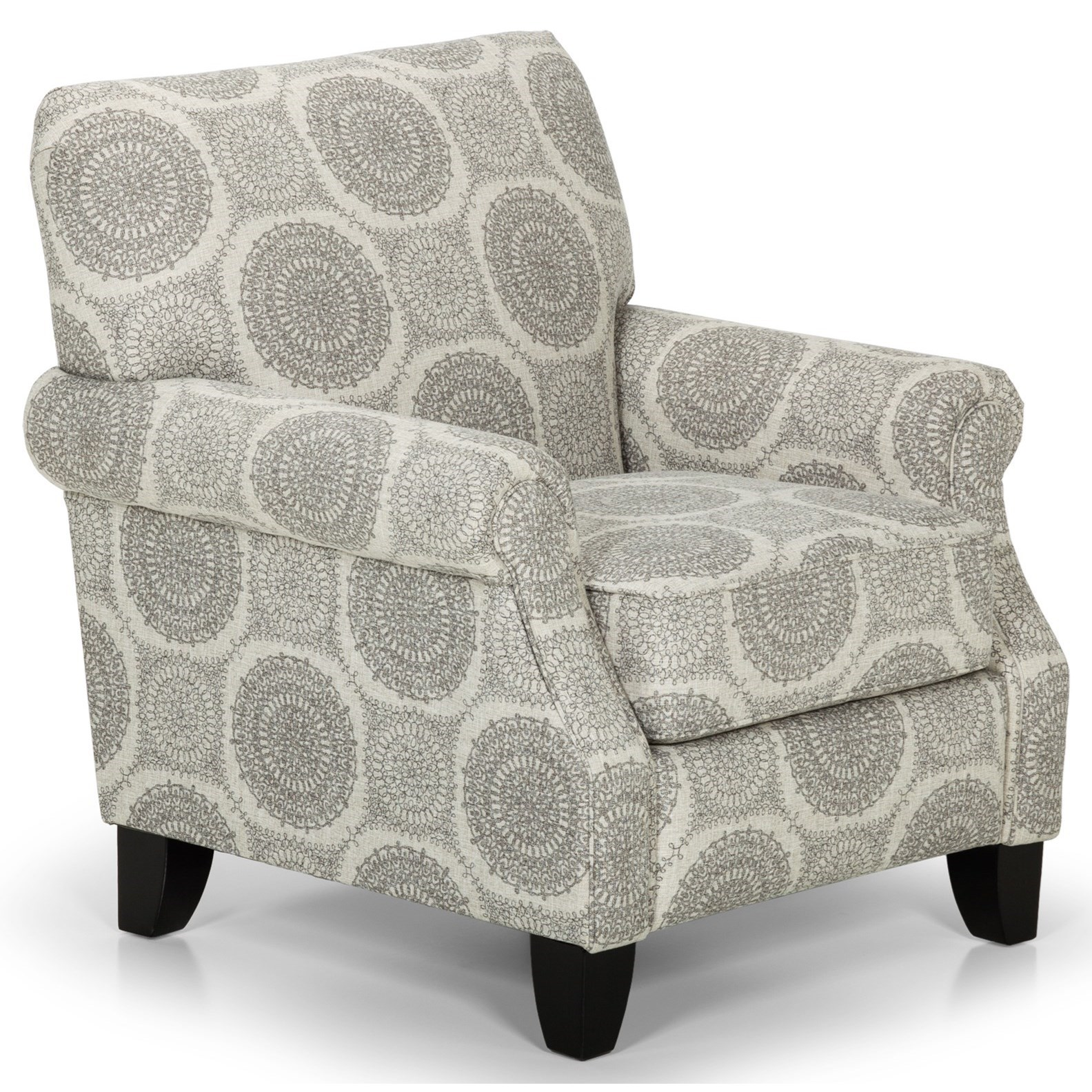 29057 Upholstered Accent Chair by Sunset Home at Sadler's Home Furnishings