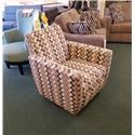 Stanton Accent Chairs and Ottomans Swivel Chair - Item Number: 981-57