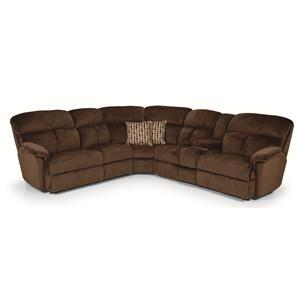 Stanton Rainier Reclining Sectional