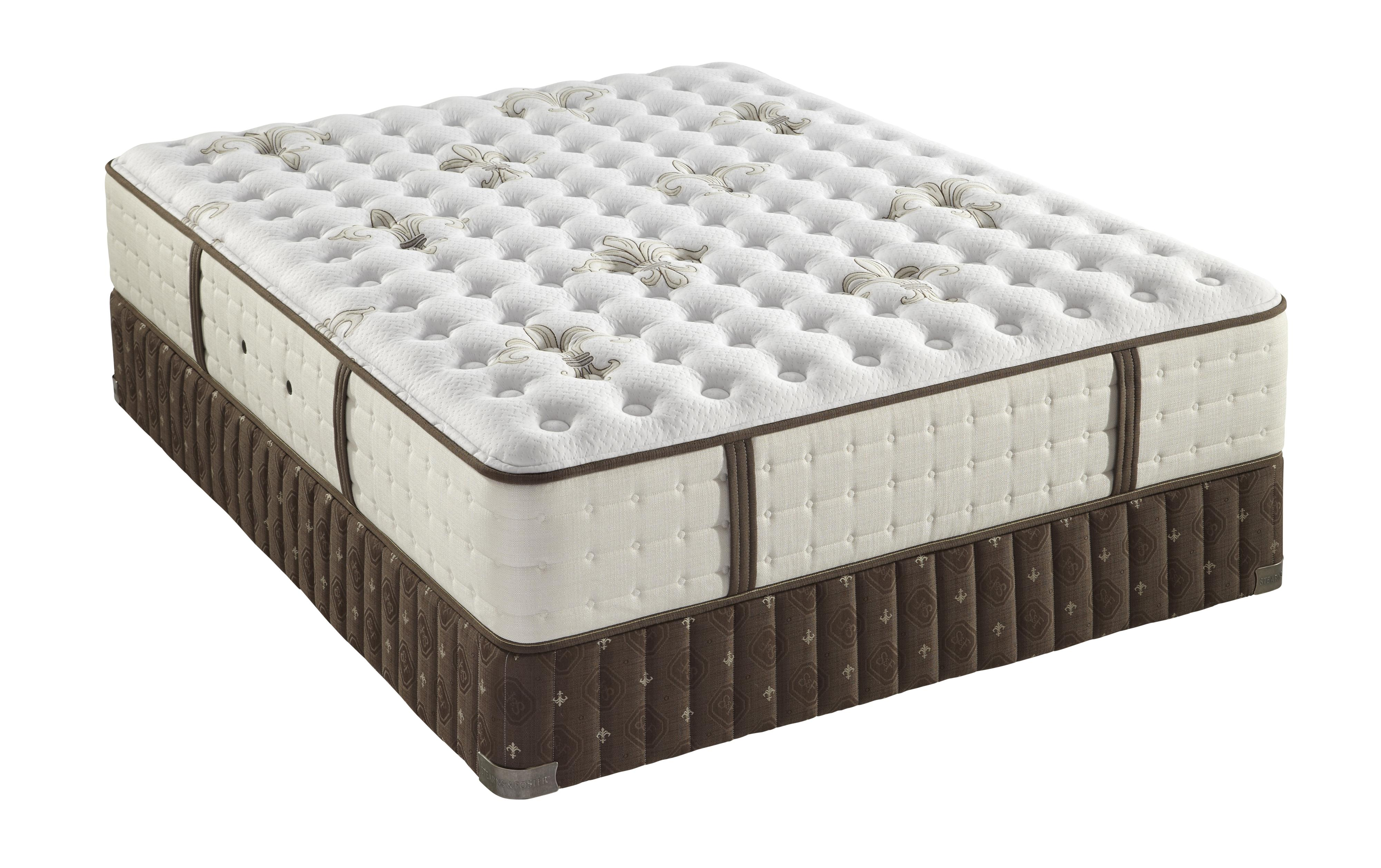 Stearns & Foster Coningsby Full Cushion Firm Mattress - Item Number: CushionFirm-F
