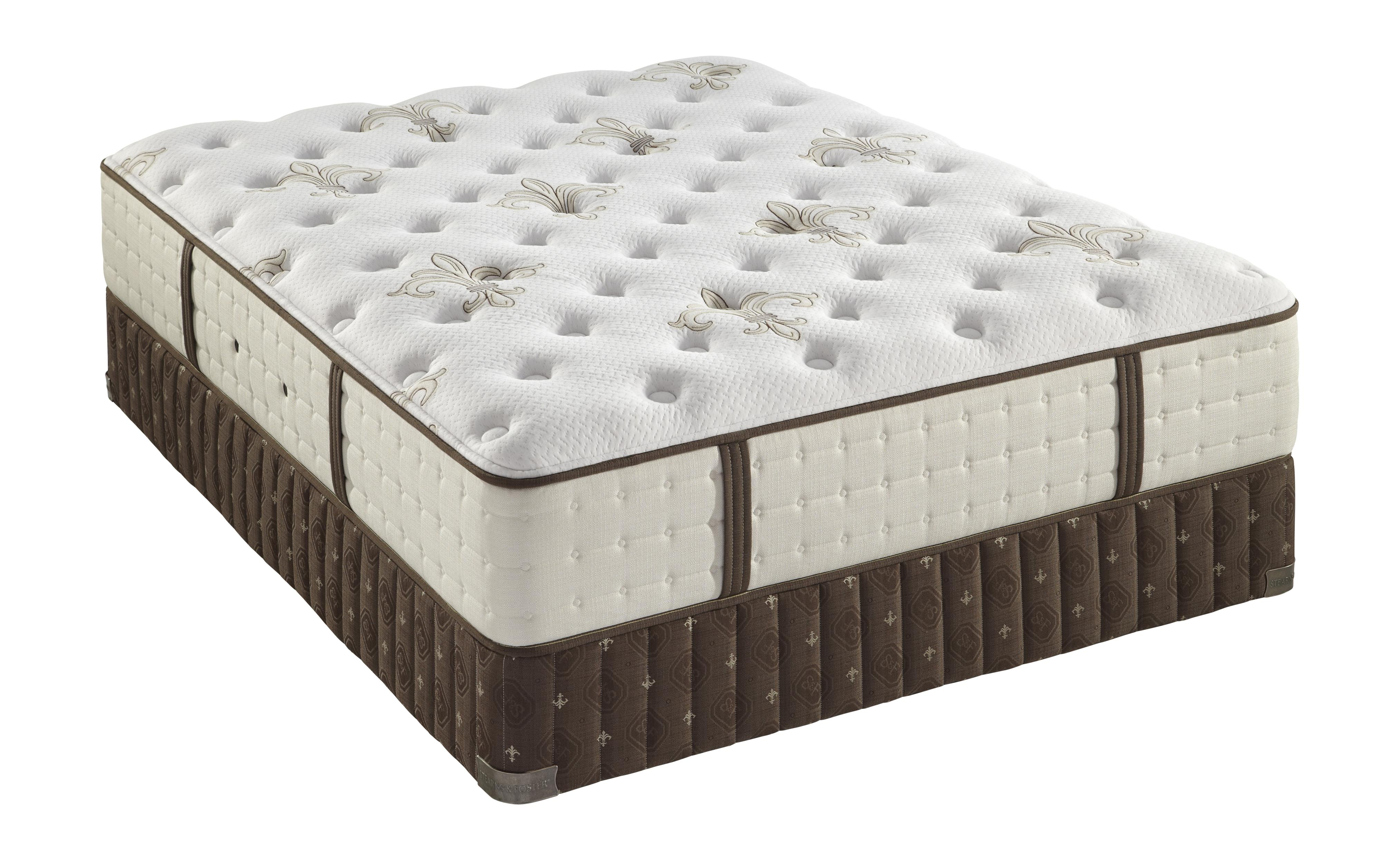Stearns & Foster Coningsby Full Luxury Plush Mattress - Item Number: LuxPlush-F