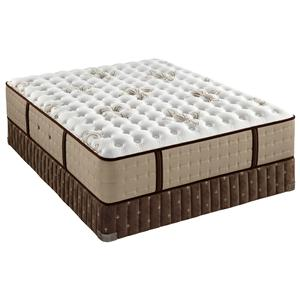 Stearns & Foster Hythe Queen Luxury Cushion Firm Mattress