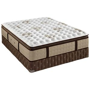 Stearns & Foster Oak Terrace IV Queen Firm Euro Pillow Top Mattress