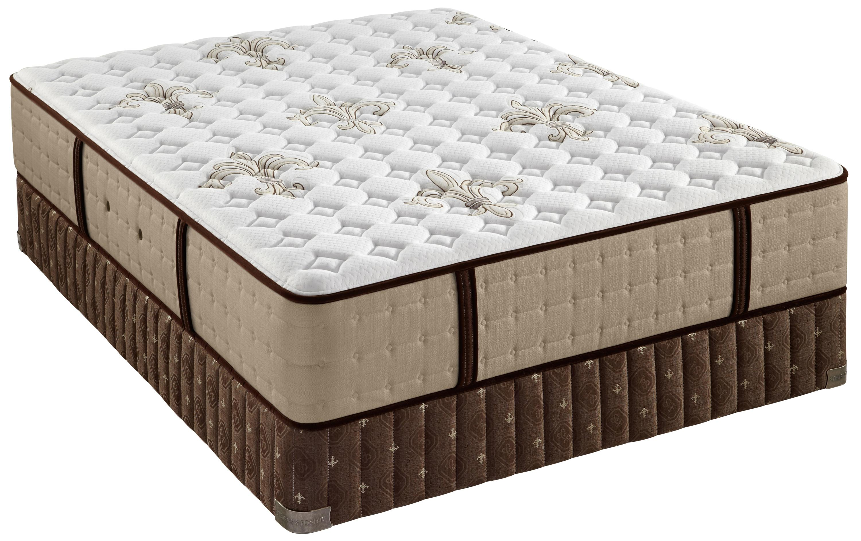 Stearns & Foster Friendfield King Ultra Firm Mattress Set - Item Number: UltraFirm-K+2x608615TXLK