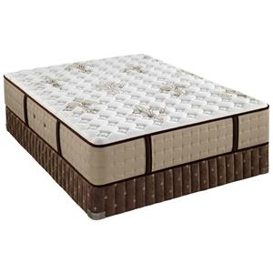 Stearns & Foster Hythe Queen Ultra Firm Mattress Set