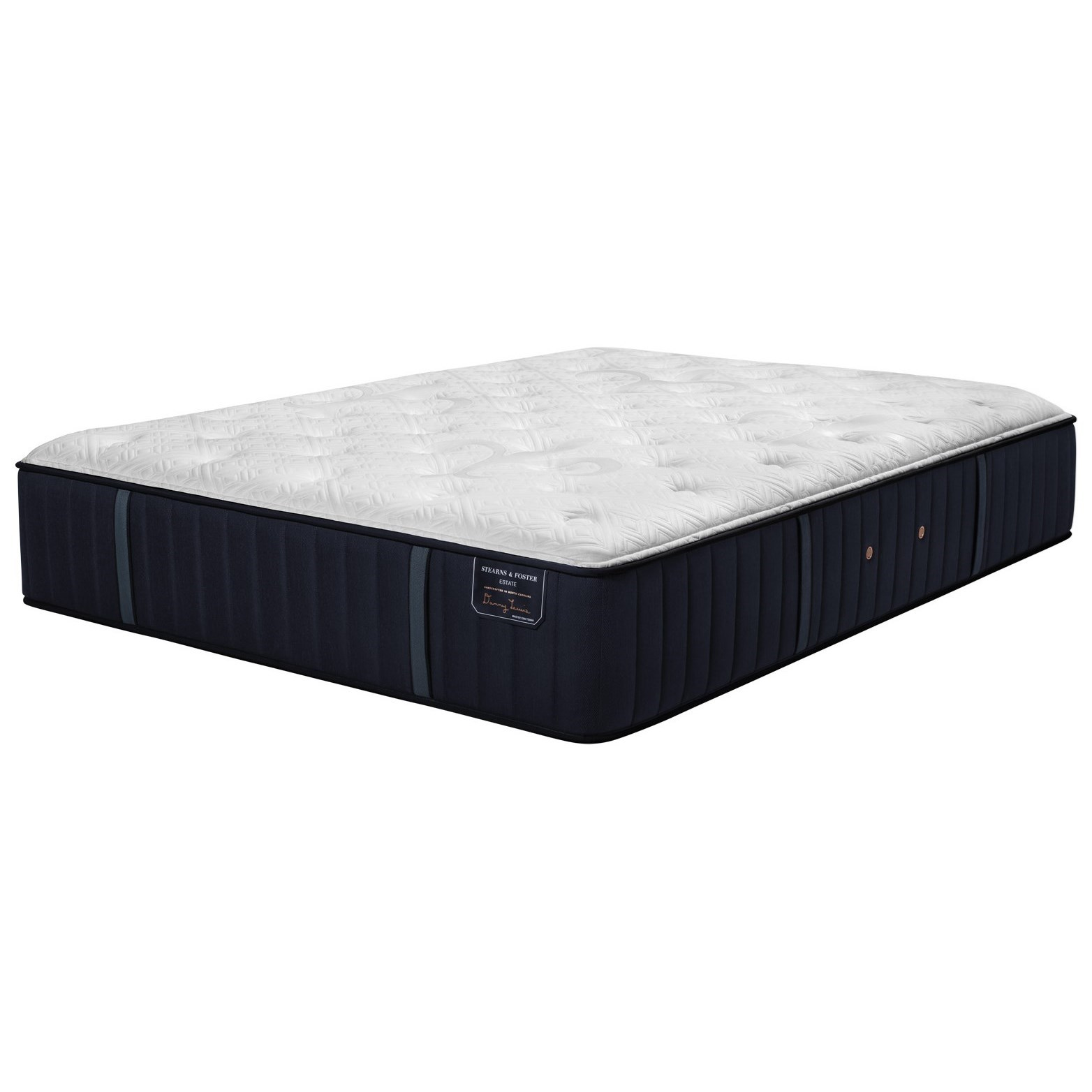Hurston Luxury Firm Stearns & Foster Queen Luxury Firm Mattress by Stearns & Foster at SlumberWorld