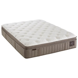 Stearns & Foster Oak Terrace Oak Terrace Cal King Plush Euro PT Mattress