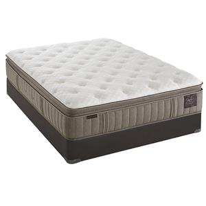 Stearns & Foster Oak Terrace Full Plush Euro PT Mattress Set