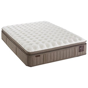 Stearns & Foster Scarborough Queen Firm Euro PT Mattress