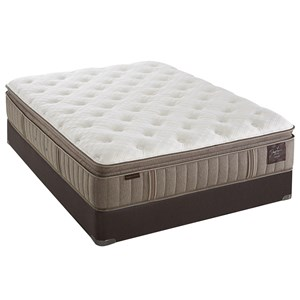 Stearns & Foster Scarborough Queen Plush Euro PT Mattress Set