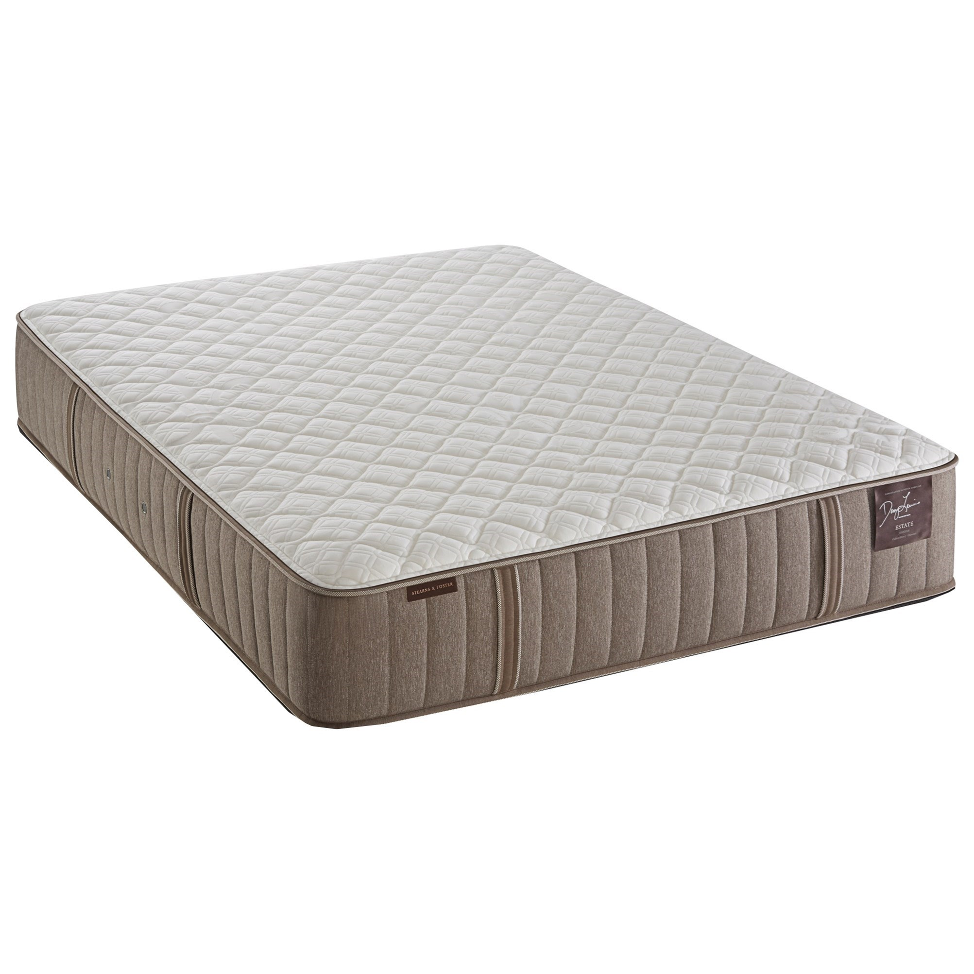 Stearns & Foster Scarborough Cal King Ultra Firm Mattress - Item Number: UFirm-CK